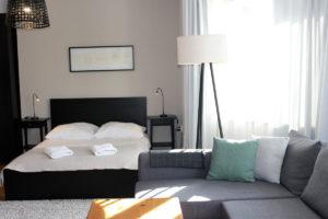 apartament typu studio Villa AgaTomDom B&B