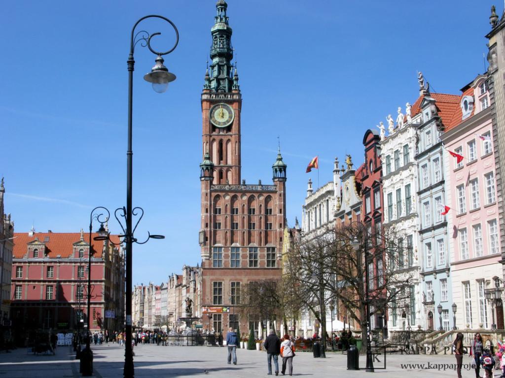 Ratusz Gdański Atrakcje Gdańsk AgaTomDom Noclegi Tanio