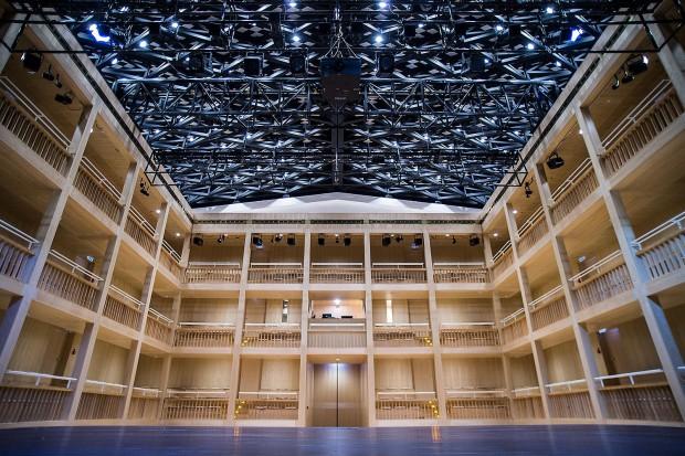 Teatr Szekspirowski Atrakcje Gdańsk AgaTomDom Noclegi Tanio