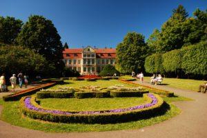 Park Oliwski Atrakcje Gdańsk AgaTomDom Noclegi Tanio